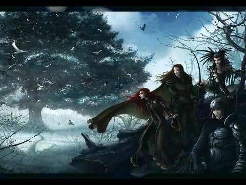 Someone requested me to put full versions of some celtic music on youtube, so I did. I just made a random fantasy art video of it and I hope you enjoy the peace of this awesome song :)