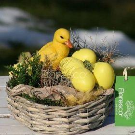 Jarní a velikonoční dekorace   Květinářství Floresco