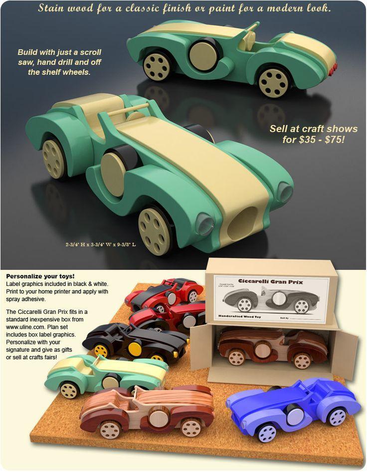 Toymakingplans Com Fun To Make Wood Toy Making Plans