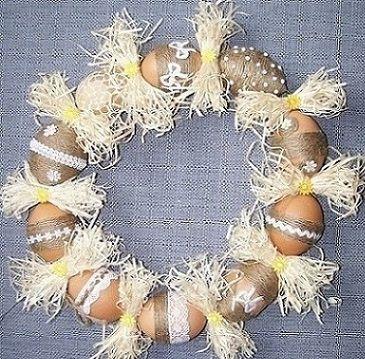 Venček, Veľkonočné dekorácie | Artmama.sk