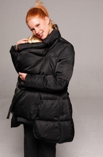 Manteaux Portage - Doudoune de portage  http://www.mammafashion.com/vetement-manteaux_portage-femme-enceinte-asako-2125.php