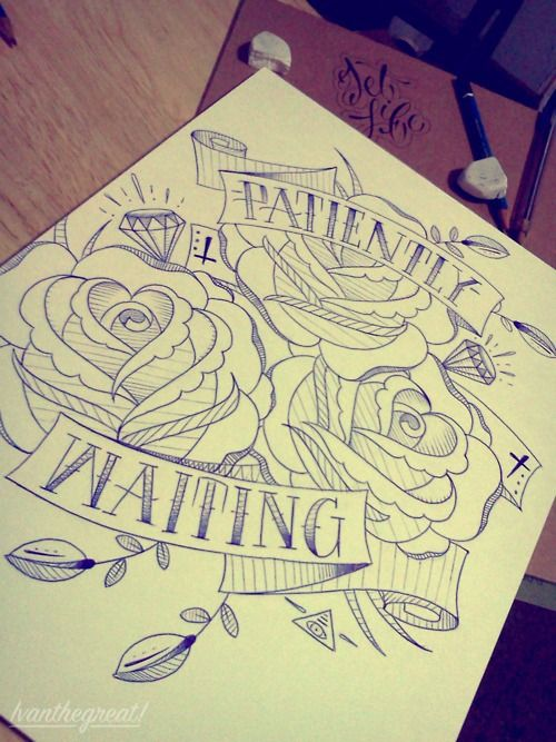 Roses tattoo design, #tattoo #tattoos #ink  And yes I am patiently waiting for my half sleeve!!! 27 more days<3