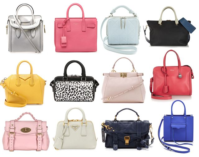 Designer Mini Bags Spring 2014. Miniature successful bag ...