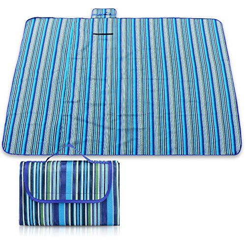 Outdoor Oxford cloth mat picnic beach mat waterproof seat covers to pad out portable tent suppliesB *** Check out this great product.