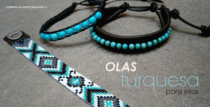 www.obsidianjoyasartesanales.cl #Pulseras #Bracelets #FashionMen #Men #Accesories