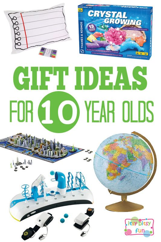 Gifts For 10 Year Olds