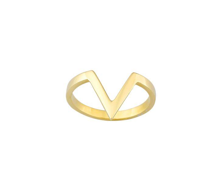 gold ring in 14K