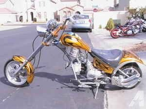 110cc Mini Chopper - $800 (Southern Highlands)