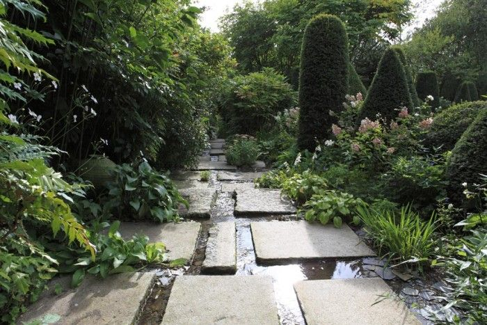 Agapanthus Gardens - Grigneuseville - Normandy | Alexandre Thomas - Landscape Architect