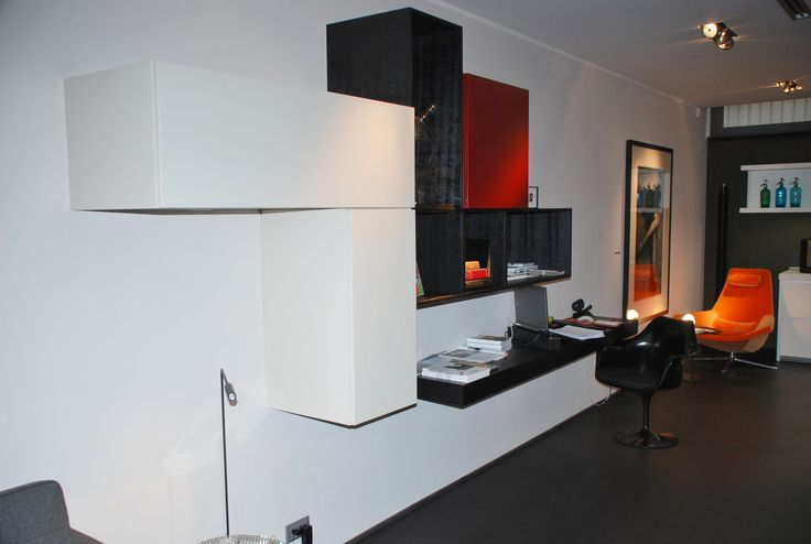 composition modern porro 280x160cm 4315 50 2157 bureau suspendu porro 1727 50 863. Black Bedroom Furniture Sets. Home Design Ideas