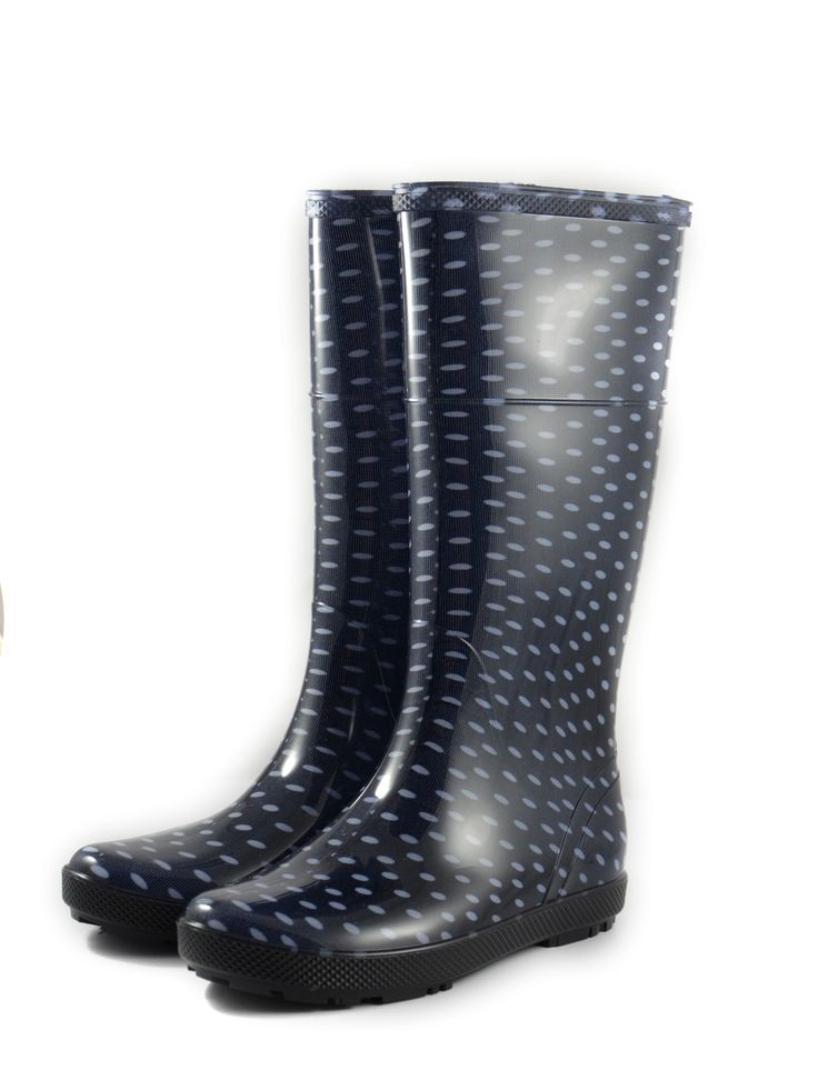 #Wellies from #woman #collection #HAWAI #LADY , with #special #print made by #DEMAR with high #PVC material.