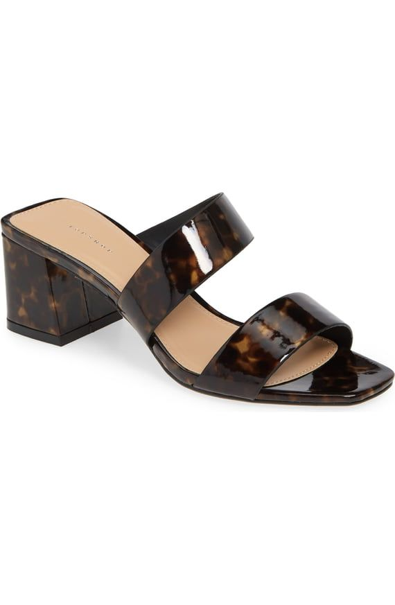 Topshop Darla Slide Sandal (Women