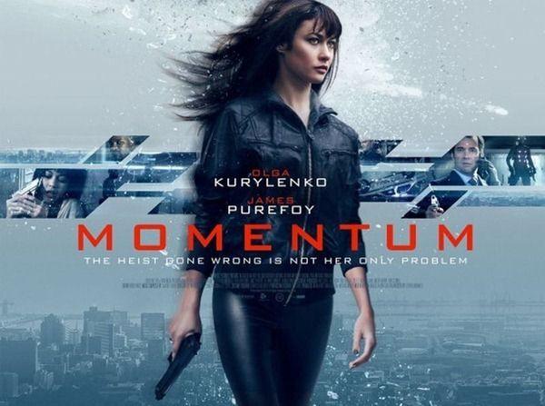 Pelicula Online Momentum Morgan Freeman Olga Kurylenko En 2020