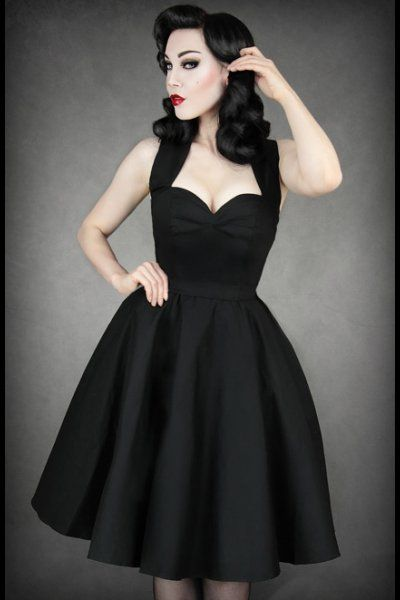 Pin Up Formal Dresses