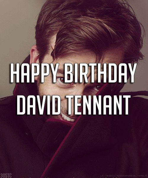 23 Gifts David Tennant Has Graced The World With - BuzzFeed Mobile