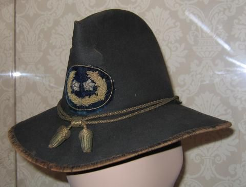 Union General George G. Meade's Slouch Hat