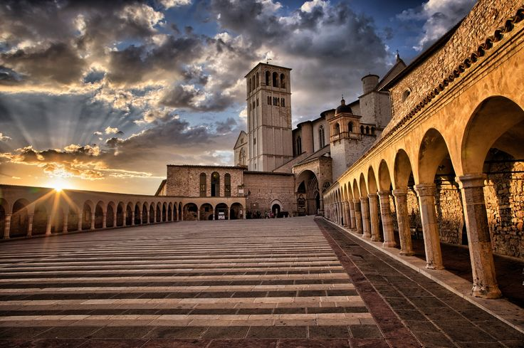 Assisi | Italy by Giorgio Galano on 500px