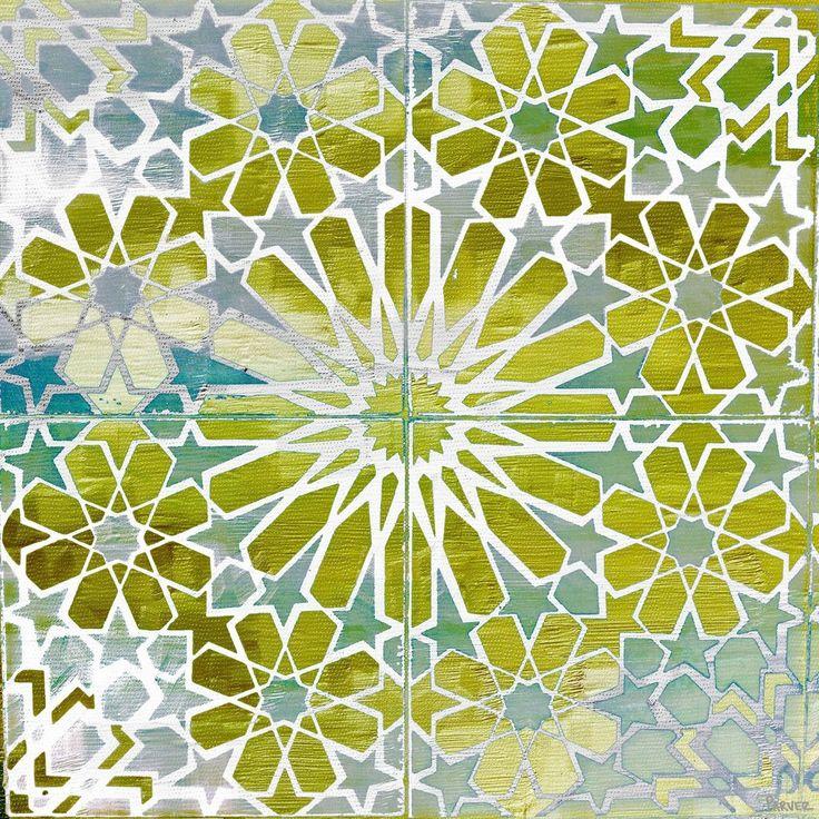 67 best Canvas Moroccan Art images on Pinterest | Moroccan art ...