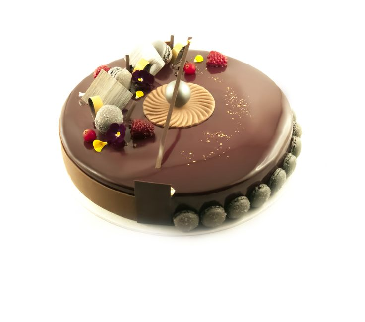 118 best recettes entremets images on pinterest pastry for Glacage miroir rose