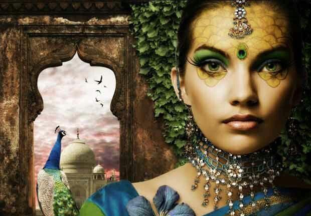Princess Siviriti of India