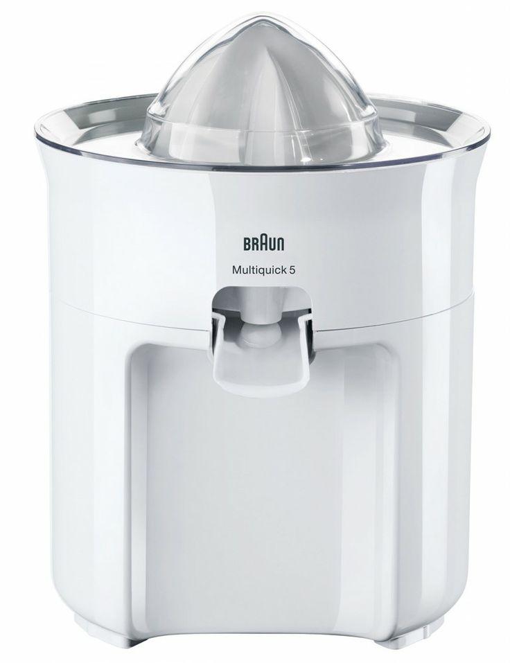 Spremiagrumi Multiquick 5 MPZ22 di Braun #braun #cucina #kitchen #elettrodomestici #cosedicasa #casa #home #design