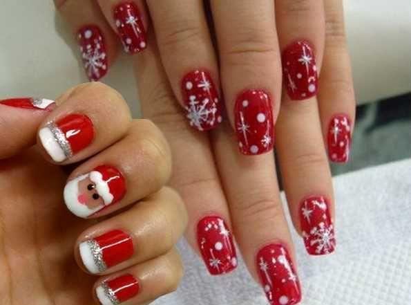 christmas nail art designschristmas nail art galleryglitter nail artchristmas nail