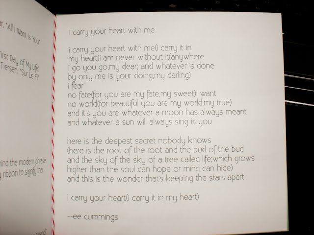 Likely Wedding Reading