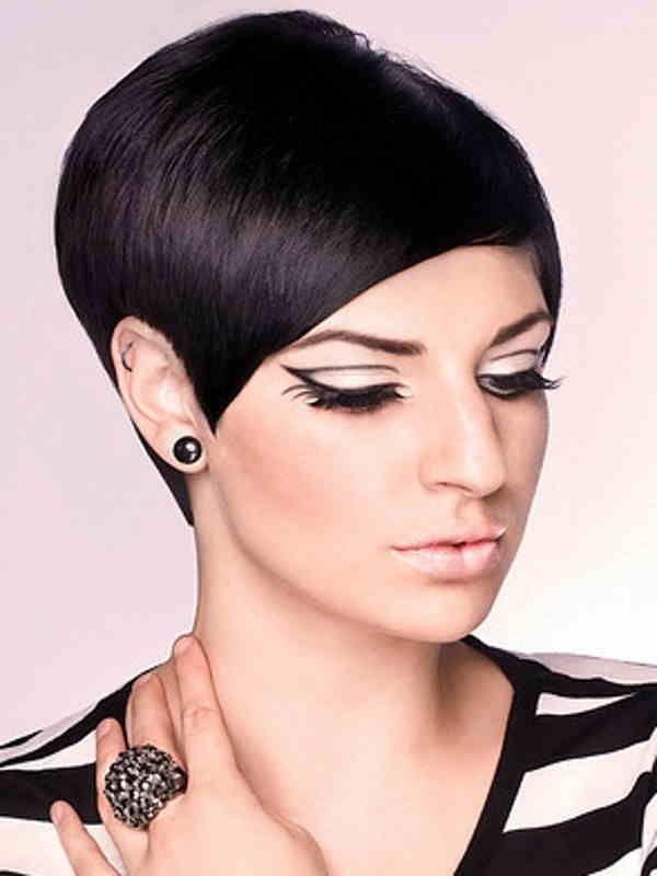 die eleganten afro frisuren b | frisuren, kurze schwarze haare