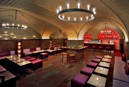 Bryant Park Hotel  40, West 40th Street. Love this venue, have some great memories here!