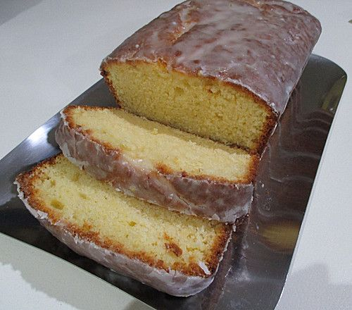 Patricias Joghurt - Zitronen - Kuchen