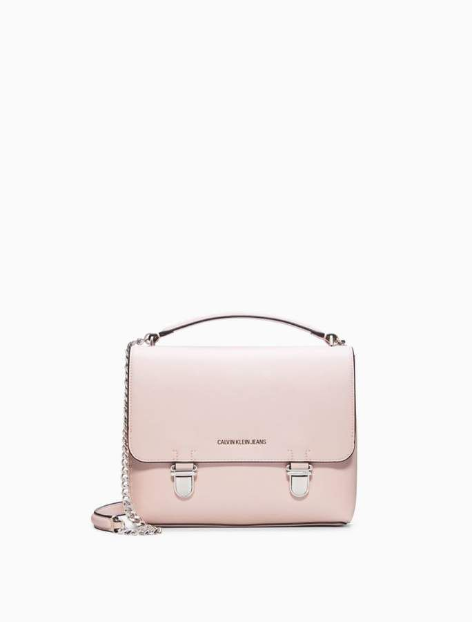 80e7f46d3 Calvin Klein sculpted flap crossbody bag #style #fashion #shopping #deals