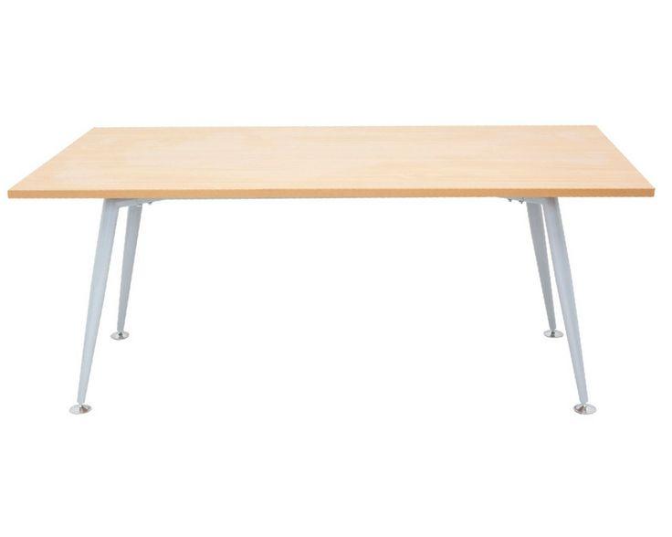 Rapidline Rapid Span Meeting Table Beech – Dunn Furniture