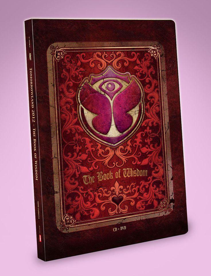 Tomorrowland Book 2012