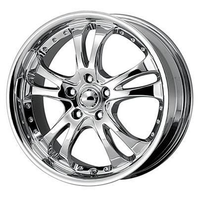 American Racing Wheels AR683 Casino, 16x7 with 4 on 100 Bolt Pattern - Chrome AR6836749 Wheels. Price: $197.50 Shipping: Calculated at checkout.
