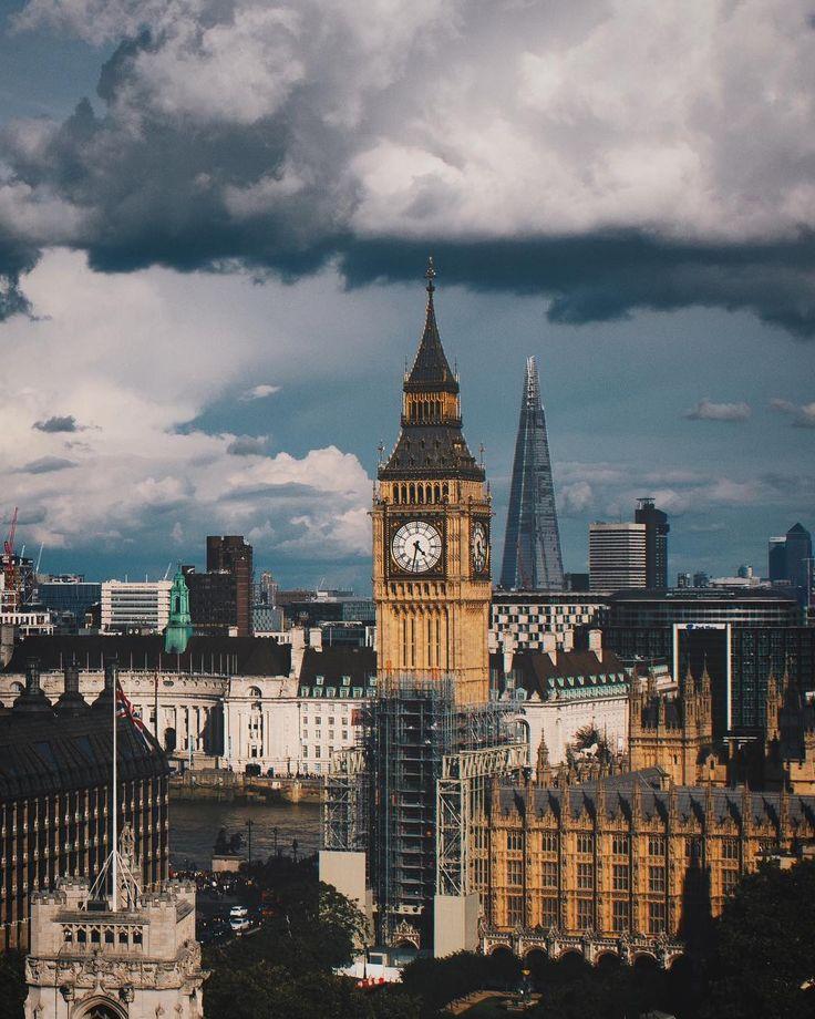 Big Ben, Westminster. London.