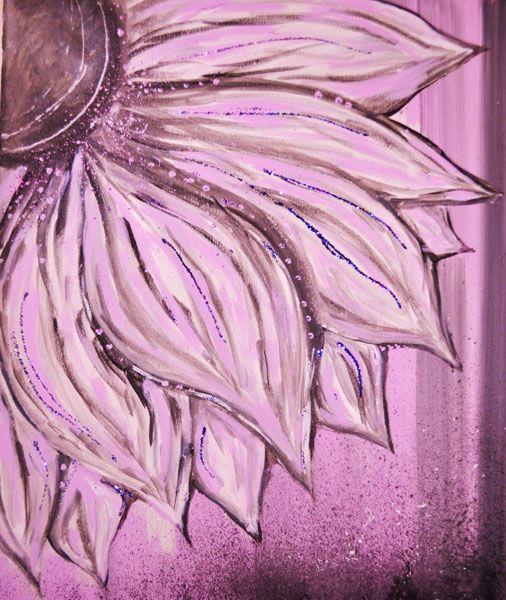 Canvas Painting Ideas Design | Pink Canvas Designs / Art by Shelley Creswick / Leeds Canvas Art ...