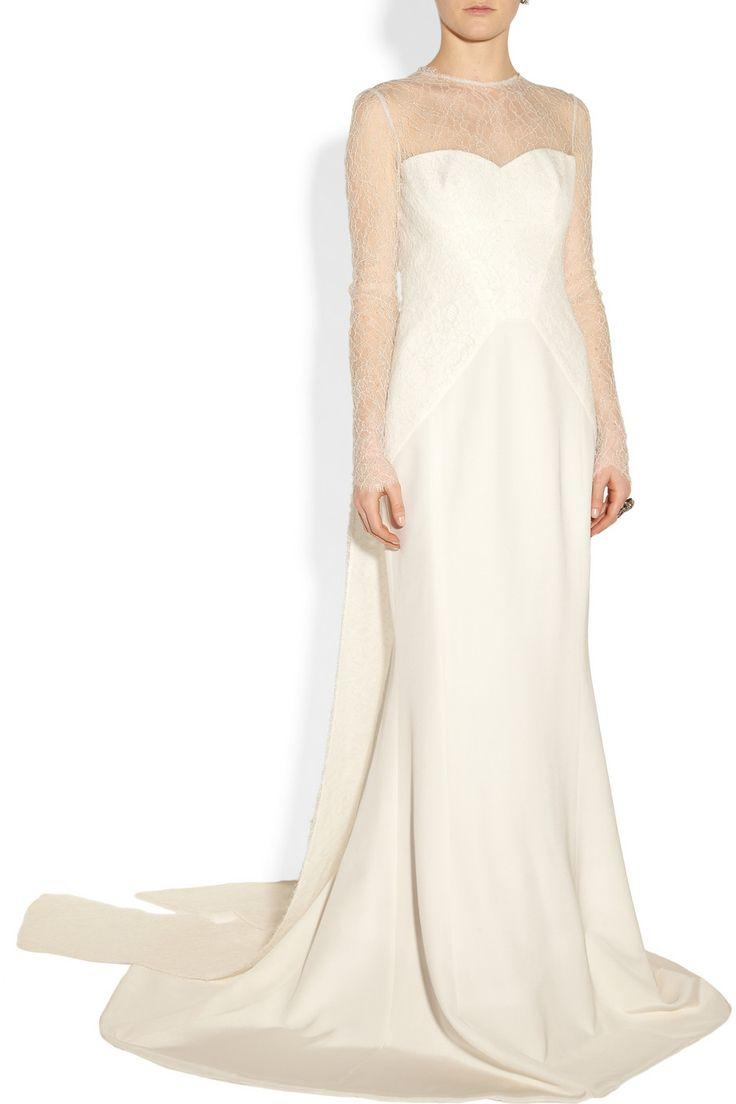 Wedding dresses for older ladies   best Bridal dresses images on Pinterest  Bridal gowns