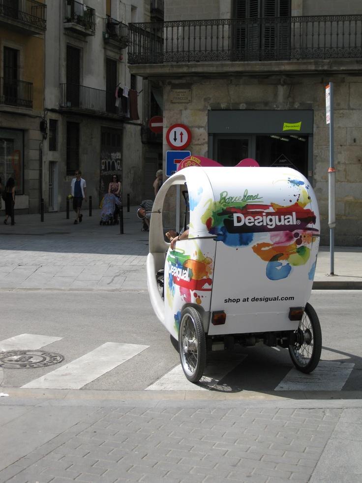 Desiqual cykel