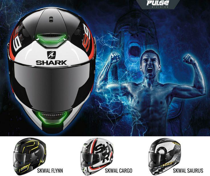 SHARK SKWAL | Inovação Tecnológica || O capacete Shark Skwal foi desenvolvido em Portugal, pela S.F.P.C. - Sociedade Franco Portuguesa de Capacetes - SHARK Group, a partir do zero, e introduz funcionalidades nunca antes vistas no mercado (nacional e internacional). Veja as novas e mais recentes decorações dos capacetes SHARK SKWAL! #lusomotos #shark #skwal #inovação #tecnologia #segurança #leds #dharkov #dskwal #hiwo #rakken #warhen #trion #flynn #cargo #saurus