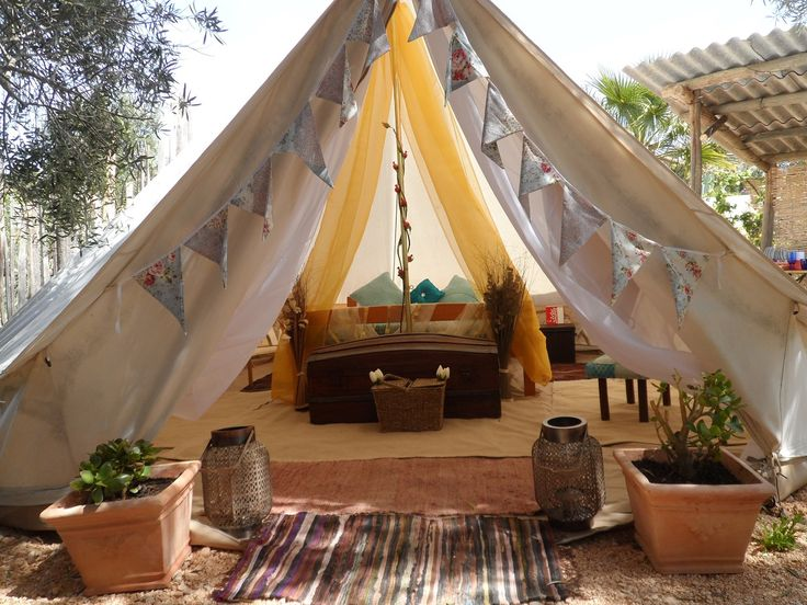 Glamping in Portugal and other must see places.