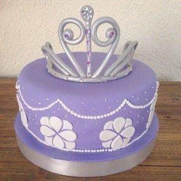pasteles de la princesa sofia gratis