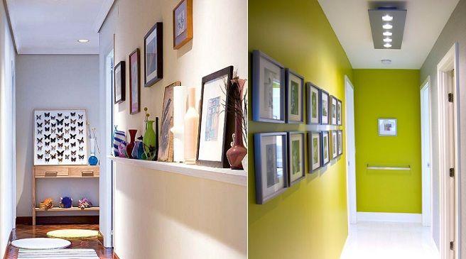 Consejos para decorar pasillos modernos para m s - Cortinas para pasillos ...