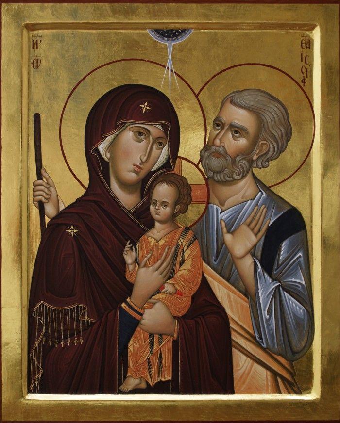 Holy Family by Giovanni Raffa