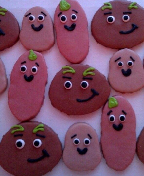 Small Potatoes Cookies