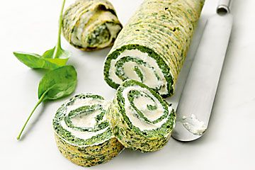 V-Zug recipe for Spinach Roulade with Sbrinz.  Head over to 'Our V-Zug Products' board to see our exciting range!