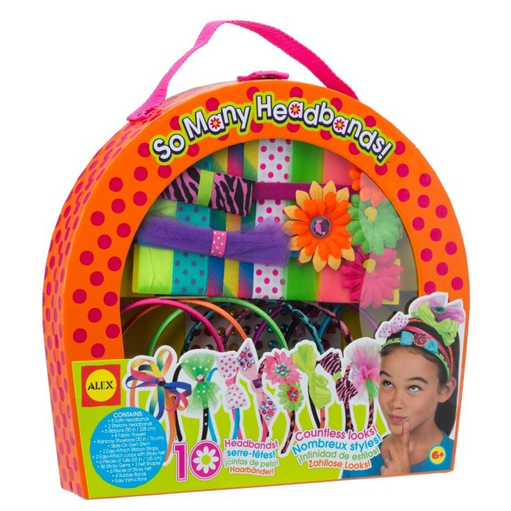 Craft toys for 10 year old girl 53 best best gifts for 8 for Crafts for 7 year old girls