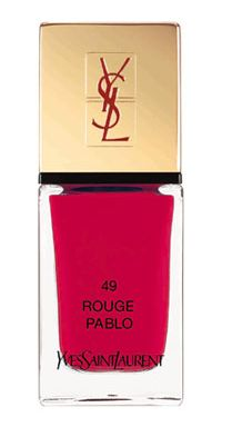 YSL Lacque Couture in Rouge Pablo