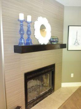 Living Room Firepolace