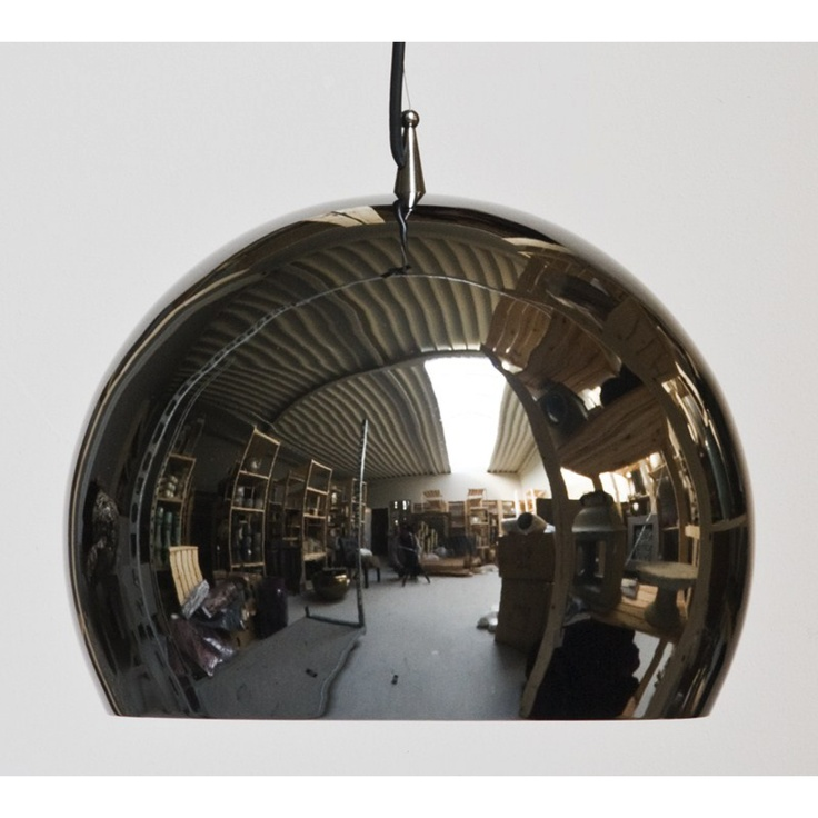 Ceiling lamp silver plated S - Ceiling lamps - Lighting - PTMD