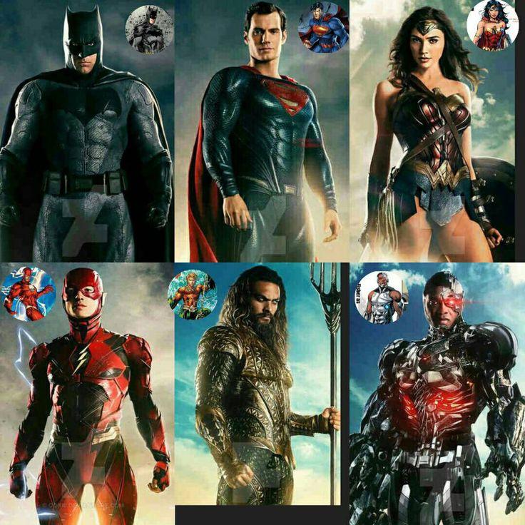 Justice League Movie by 13josh16 on @DeviantArt
